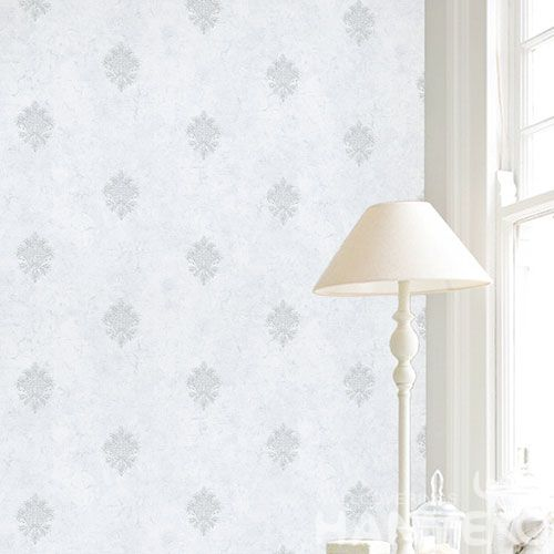 HANMERO Chinese Exporter Fashion Non-woven Wallcovering 0.53 * 10M / Roll Lounge Room Decorative Wallpaper Wholesale Modern Simple Style