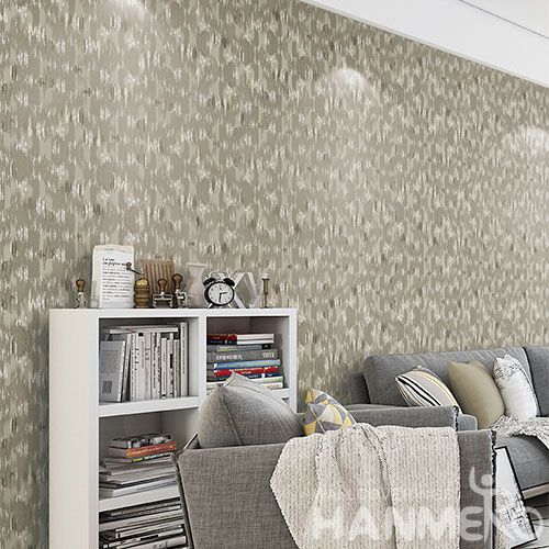 HANMERO Decorative Interior Wallcovering Manufacturer Non-woven Wallpaper Wholesale Trader from China