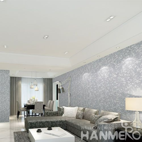 HANMERO Best Selling Non-woven 0.53*10m Wallpaper Living room Interior Wall Wallcovering for Wholesale from China