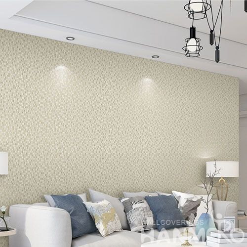 HANMERO Factory Price Hot Selling Unique Non-woven Bedroom Decor Wall Paper 0.53*10M/Roll from Chinese Supplier