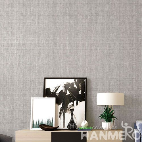HANMERO Beautiful Pattern Modern Style Non-woven Wallpaper Factory Supplier With SGS CE Certificate from China