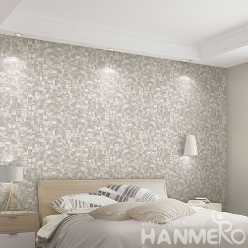 HANMERO Affordable New Arrival Modern Non-woven Wallpaper for Office Hotels Wallcovering Designer from China