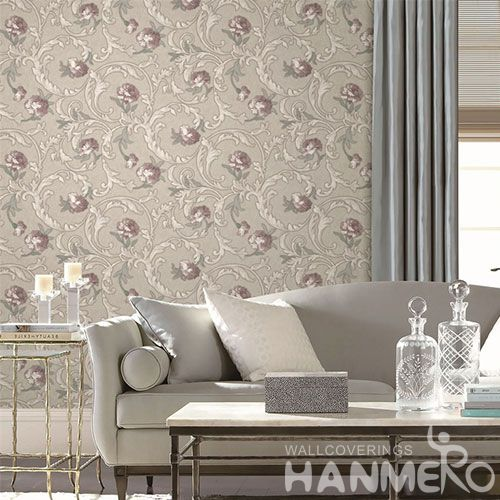 HANMERO CE Certificate Luxury Design Waterproof PVC Wallpaper Hot Selling for Home Interior Decor with Best Prices