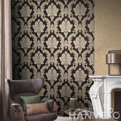 HANMERO Eco-friendly Material 1.06M Wallpaper for Household Decoration High Quality Professional Wallcovering Manufacture