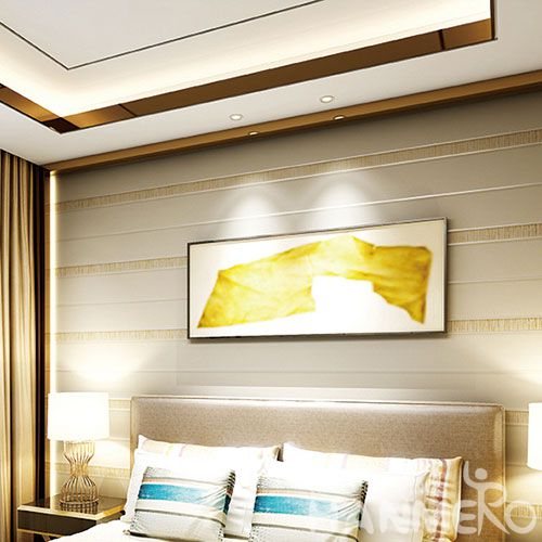 HANMERO Decorative Nature Sense 0.53 * 10M Suede Wallpaper for Living Room Bedroom Wallcovering Modern Simple Design