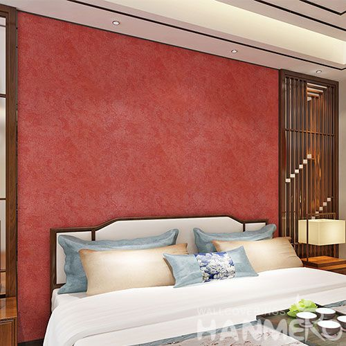 HANMERO Hot selling New Arrival Bedroom Household PVC Wallpaper for Wall Decoration Simple Design