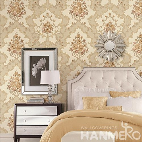 HANMERO New Arrival Strippable 1.06M Wallpaper in Modern Style for Elegant Home Livingroom Decoration from Chinese Vendor
