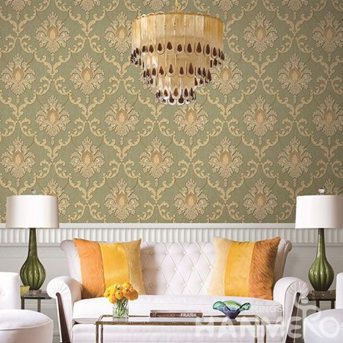 HANMERO Removable European Style PVC 1.06M Wallpaper Design for Cozy Home Decoration from China Supplier