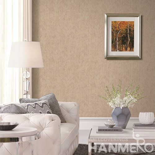 HANMERO Economical Eco-friendly 1.06M Korea Design PVC Home Wallpaper  for Home Desinger in Modern Simple Style On Sale
