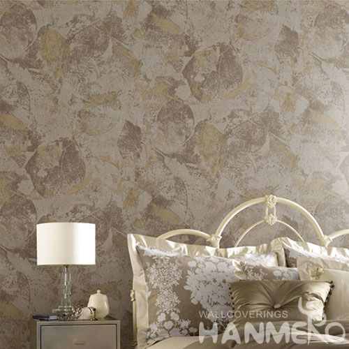 HANMERO European PVC Household Decor Wallpaper Professional Chinese Cozy Color Wallcovering Exporter Wholesale Prices