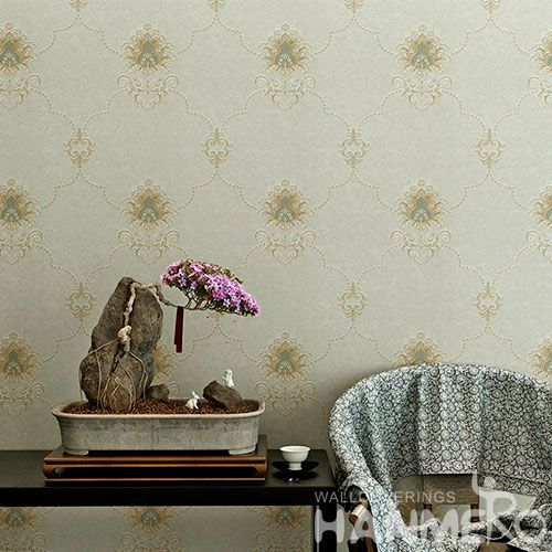 HANMERO Factory Sell Directlly Modern Hot Sex Wallpaper 0.53 * 10M PVC Wallcovering Distributor Home Decor Supplier