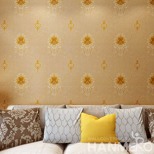 HANMERO Modern Simple Nature PVC 0.53 * 10M Wallpaper Kids Bed Room Wallcovering from Chinese Exporter Wholesale Prices