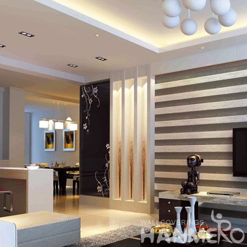 HANMERO High-end Affordable 3D Stone Pattern Wall Wallpaper Latest for Household Decoration from Chinese Supplier