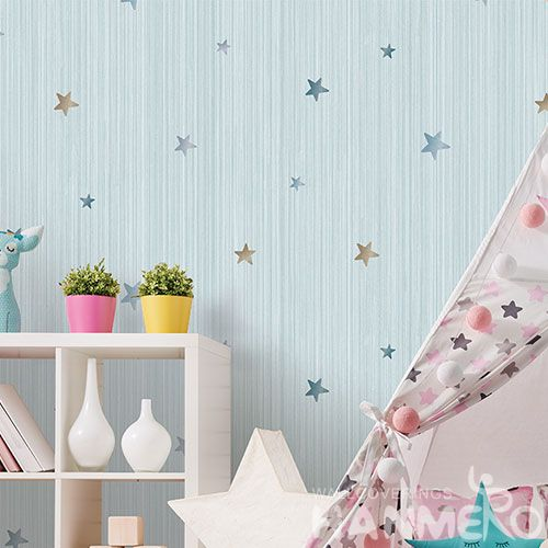 HANMERO Best-selling Affordable 0.53 * 10M Cartoon Design Children's Room Wallpaper Fancy Color Chinese Wallcovering Dealer