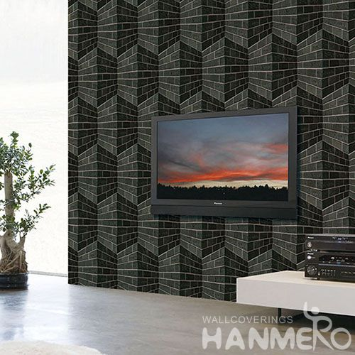 HANMERO Removable Chinese Supplier Natural Material 3D Wallpaper Stone Textured for Cozy Home Decoration Modern European Style
