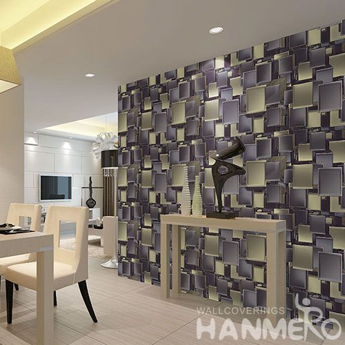 HANMERO European Modern New Arrival 3D Chinese Wallpaper for Sofa Background Wall Design Wallcovering Dealer SGS CE Certificate