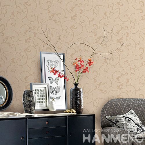HANMERO Best Selling Fashion Vines Design Walllpaper in Modern Style from Chinese Manufacturer 0.53 * 10M PVC Room Decoration