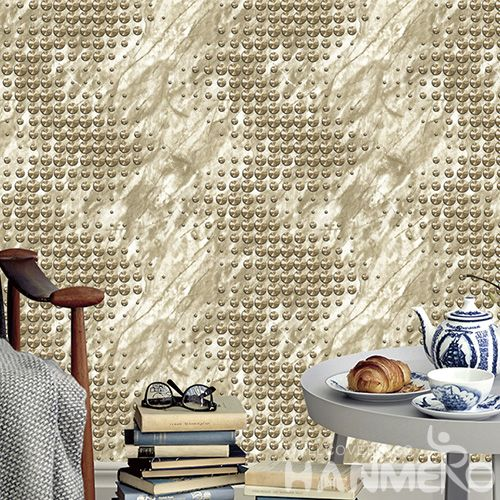 HANMERO Fancy Design PVC 0.53 * 10M Modern Style Wallpaper Best Prices from Chinese Wallcovering Dealer for Kids Bedroom