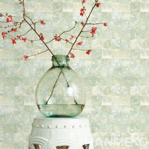 HANMERO New Arrival Embossed Modern Brick PVC Wallpaper Manufacturer Wholesaler For Wall