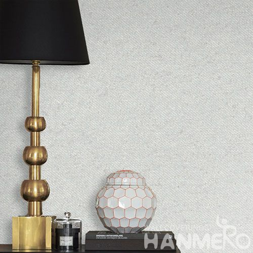 HANMERO New Arrival Embossed Modern Solid PVC Wallpaper Manufacturer Wholesaler For Wall