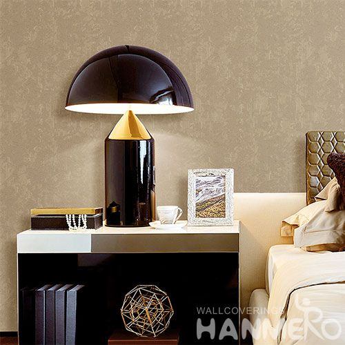 HANMERO Modern Simple Style PVC Wallpaper for Home Living Room Wall Decoration 0.53 * 10M at Wholesale Prices