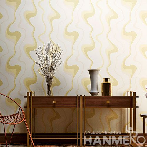 HANMERO Modern Living Room Cozy Wallpaper 0.53 * 10M / Roll Wallcovering Exported for Wall Decoration New Design