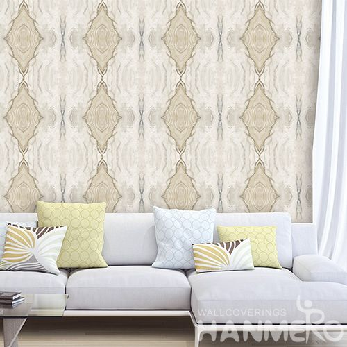 HANMERO Top-grade Modern Style Building Material Wallpaper Dining Room Bedroom Interior Wall Design from Chinese Wholesaler