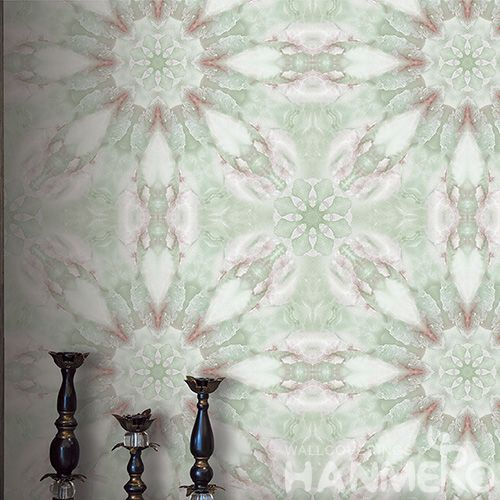 HANMERO Luxury Flowers Home Decorating 0.53 * 10M Non-woven Wallpaper Distributor Offered by Professional Manufacturer