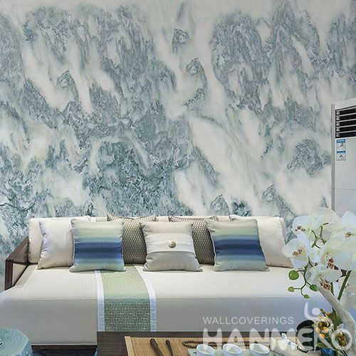 HANMERO New Modern Fashion Stone Design Wallpaper Fresh Hot Selling Excellent Quality Wallcovering for Household Decor