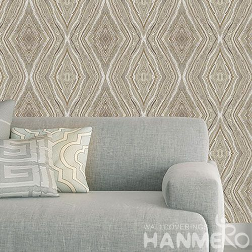HANMERO Modern Simple Wallpaper Retail Stores 0.53 * 10M Nature Texture Lounge Rooms Decor from Chinese Wallcovering Supplier Newest