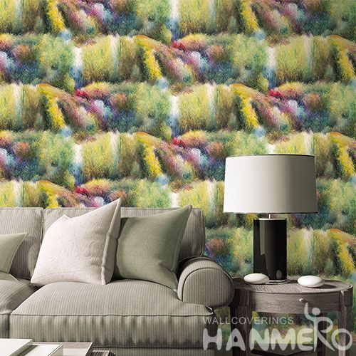 HANMERO Modern Chinese Factory Wallcovering 0.53 * 10M / Roll Cool Wallpaper Designs Wall Decorative Household Office Commerical