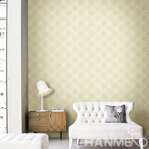 HANMERO Germetric Design Modern Classic Style Non-woven Wallpaper 0.53 * 10M Best Prices Chinese Wallcovering Dealer Home Decor