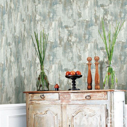 HANMERO Simple Eco-friendly Non-woven 0.53 * 10M Wallpaper from Chinese Exporter Nature Sense for Interior Home Room Decoration