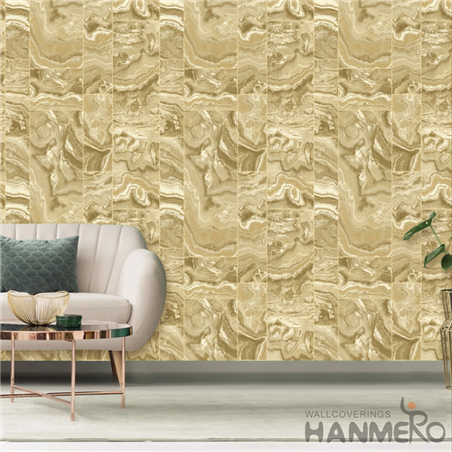 HANMERO PVC Removable Geometric 0.53*10M Modern TV Background Deep Embossed home wallpaper websites