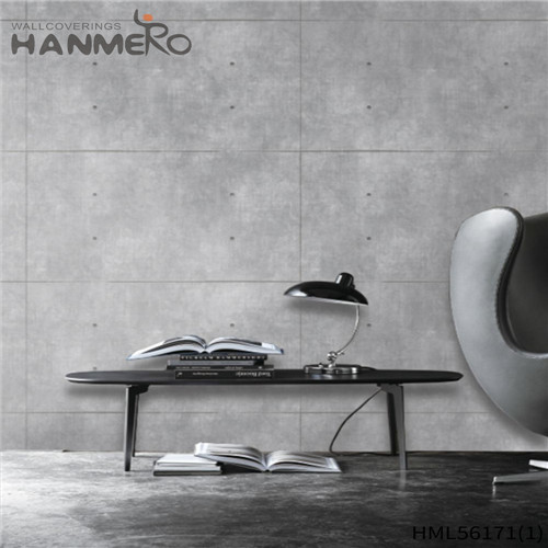 HANMERO PVC Exported Photo studio Technology European Landscape 0.53*10M prepasted wallpaper for sale