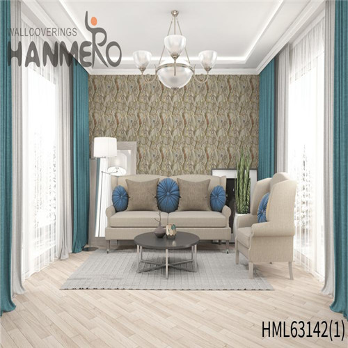 HANMERO PVC red and black wallpaper for walls Bamboo Deep Embossed Pastoral Household 0.53*10M Exporter
