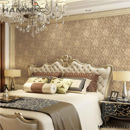 HANMERO wallpaper for office walls Hot Sex Flowers Deep Embossed Pastoral Household 1.06*15.6M PVC