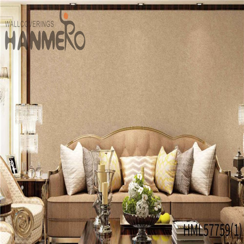 HANMERO PVC Hot Sex wallpaper for kitchen walls Deep Embossed Pastoral Household 1.06*15.6M Flowers