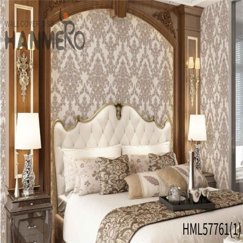 HANMERO PVC Hot Sex Flowers online shopping wallpaper Pastoral Household 1.06*15.6M Deep Embossed