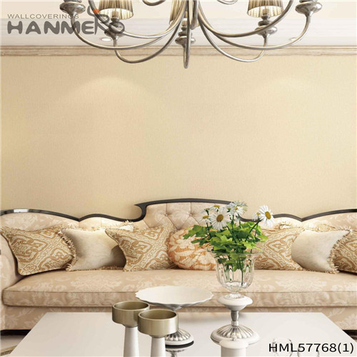 HANMERO PVC Hot Sex Flowers Deep Embossed Pastoral Household online wallpapers for home 1.06*15.6M