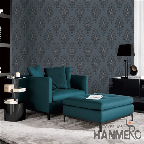 HANMERO PVC Specialized Flowers Technology Chinese Style Cinemas 0.53*10M wallpaper for walls