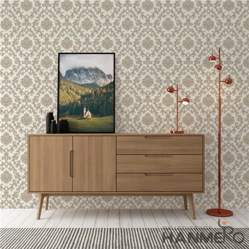 HANMERO PVC Specialized Flowers Technology 0.53*10M Cinemas Chinese Style buy designer wallpaper online