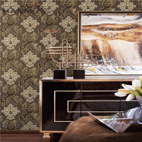 HANMERO PVC Seller Floral Flocking buy wallpaper House 0.53M European