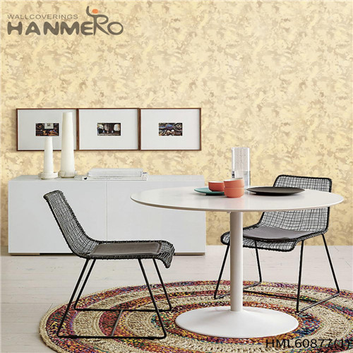 HANMERO PVC Seller Floral House European Flocking 0.53M wall paper border