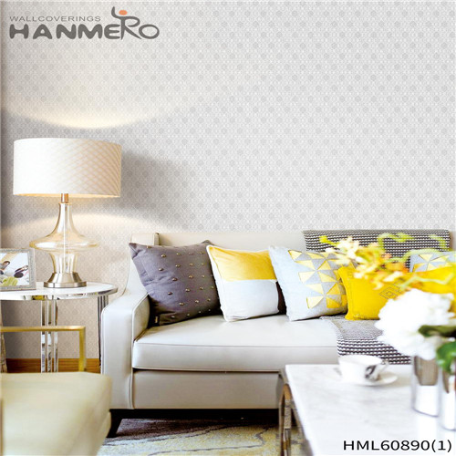 HANMERO PVC Seller Floral European Flocking House 0.53M wallpapers in home interiors