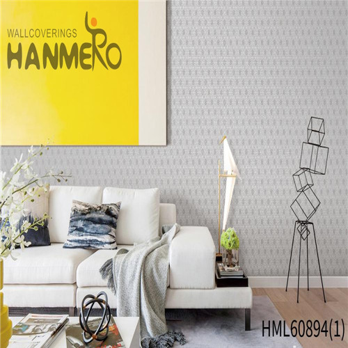 HANMERO Flocking Seller Floral PVC European House 0.53M wallpaper for decoration