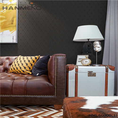 HANMERO PVC Flocking Floral Seller European House 0.53M cool wallpapers for walls