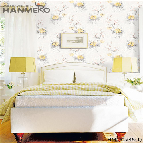 HANMERO Flocking Professional Bamboo PVC Chinese Style Theatres 0.53*10M embossed wallpaper border
