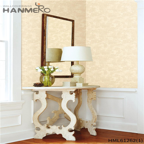 HANMERO Professional PVC 0.53*10M at home wallpaper Chinese Style Theatres Bamboo Flocking