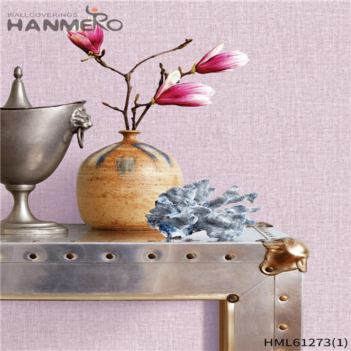 HANMERO Professional PVC Bamboo Flocking Chinese Style 0.53*10M wallpapers for home online Theatres